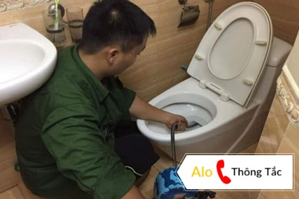 Thông tắc bồn cầu Quận Tân Phú